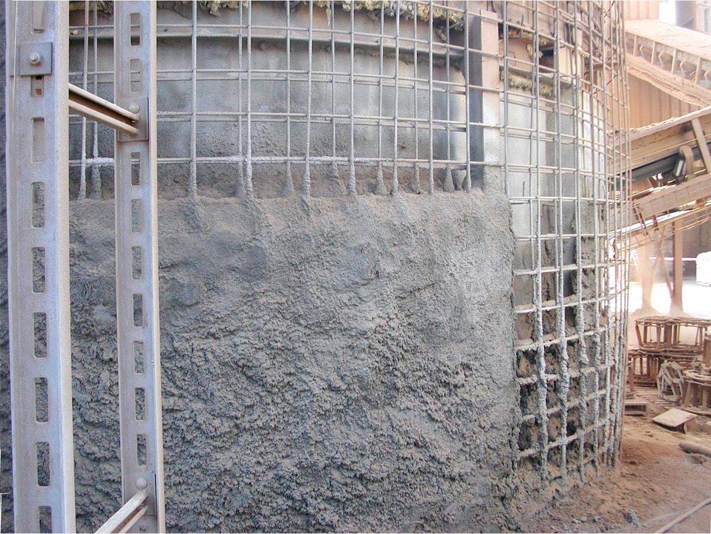Silo para cementera en Araia